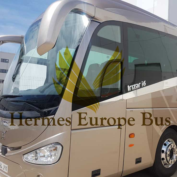 autocares Hermes Europe Bus